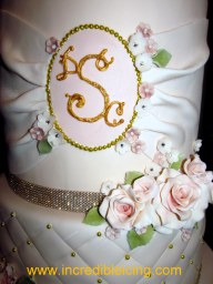 #324- Couture Cake
