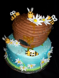 Bumble Bee Hive