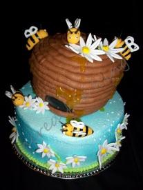 #92- Bumble Bee Hive