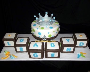 #93- Baby Boy Shower
