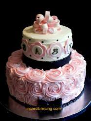 #314- Princess Baby Cake