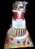 #12- Masquerade Sweet Sixteen