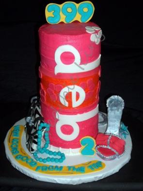 #26- Incentive Cake
