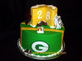 412- Green Bay Cheese head!