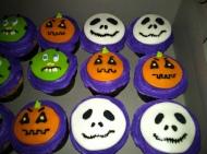 #163- Halloween Cupcakes