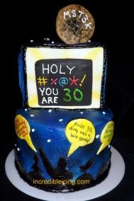 Geeky Birthday