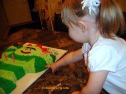 Brooklyn's Cake
