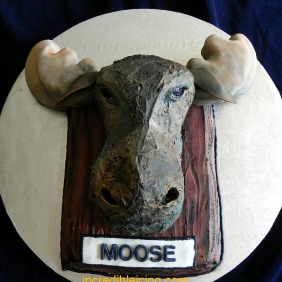 #370- Moose Cake