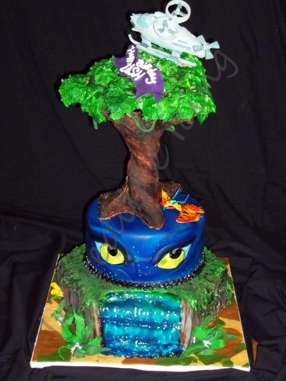#57- Avtar Cake