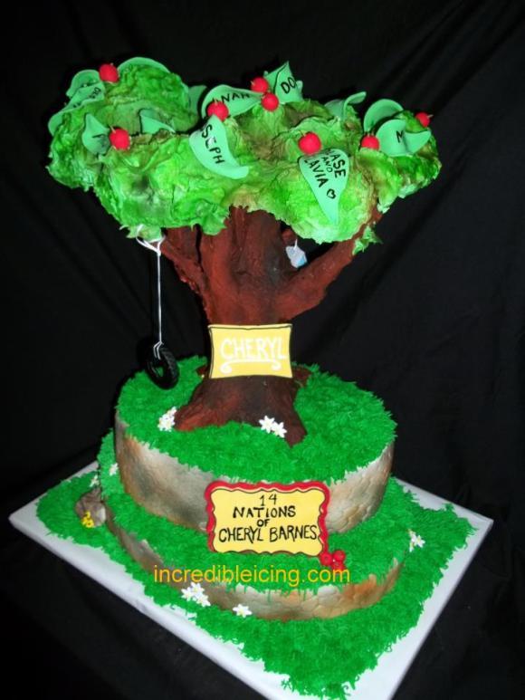 #94- Family Tree Celebration