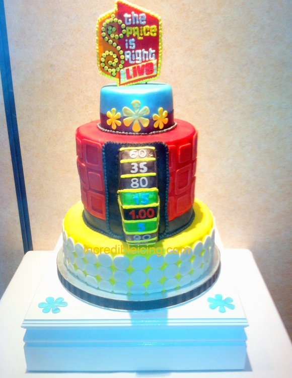 #208- The Price is Right Cake