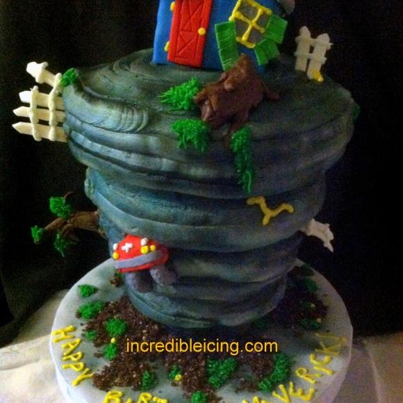 #383- The Tornado Cake