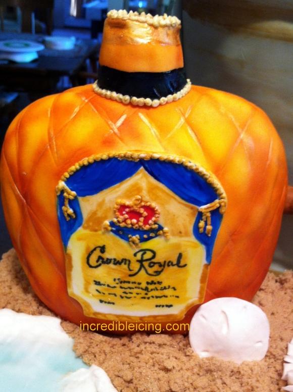 #271- A Bottle of Crown