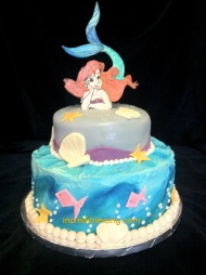 $262- A Little Mermaid