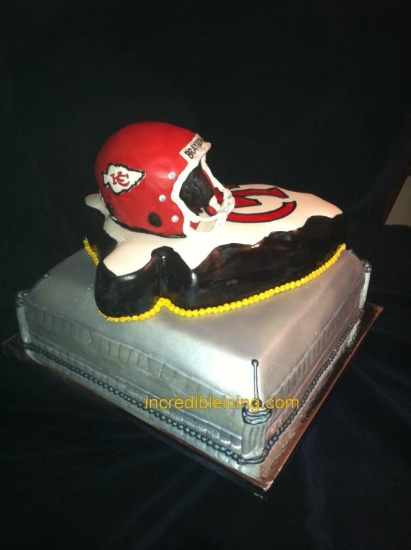 #360- Chief's Cake