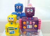 #117- Robot Family