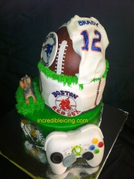 #194- New England Groom's Cake