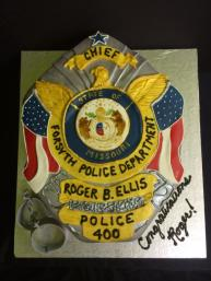 #448- Police Badge